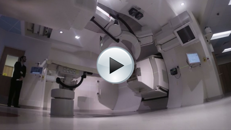 Proton Therapy at St. Jude