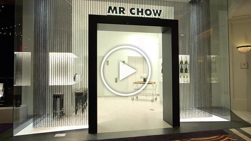Caesars Mr. Chow Announcement