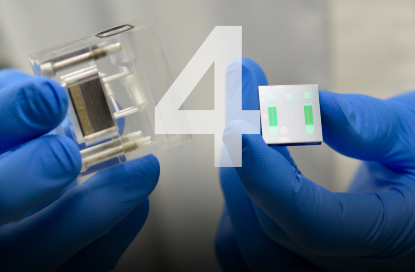 "Medical labs ""on a chip"" will serve as health detectives for tracing disease at the nanoscale"