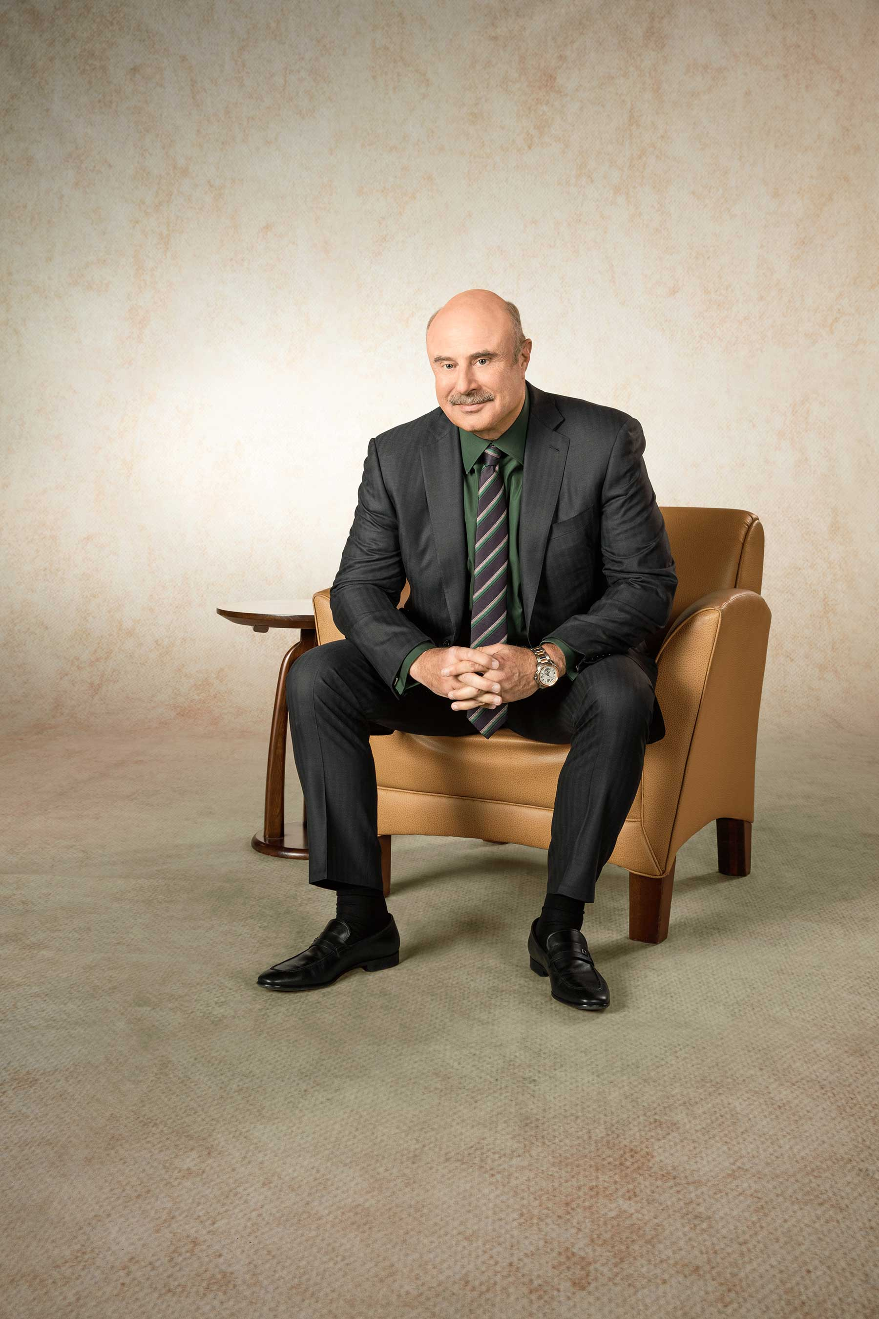 "Dr. Phil McGraw has partnered with AstraZeneca to launch the ""ON IT"" Movement, designed to help adults with type 2 diabetes understand the psychology of taking action and sticking to a treatment plan."