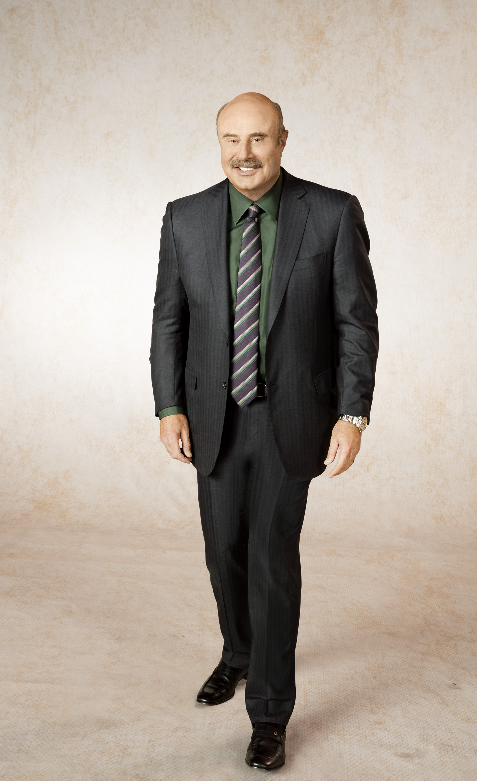 Dr. Phil shares personal experience with Type 2 Diabetes