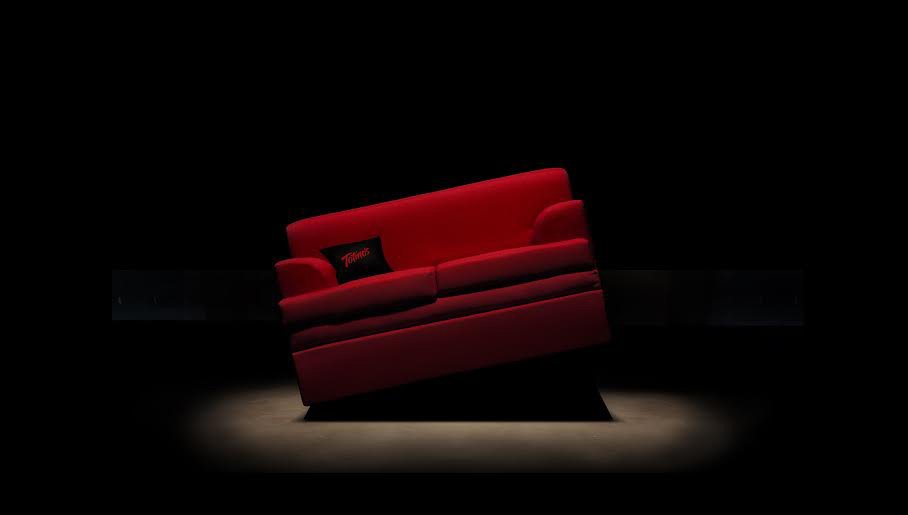 The Bucking Couch