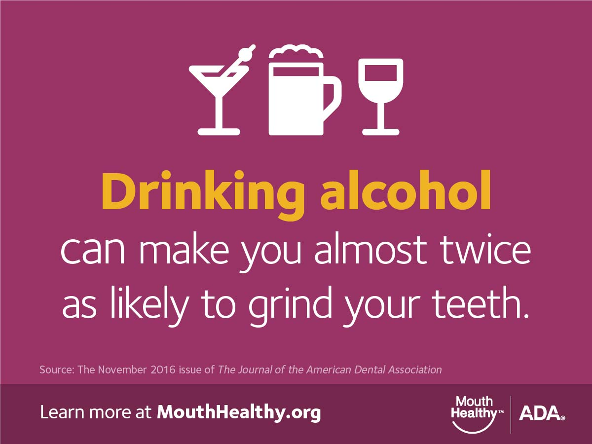 Drinking alcohol infographic