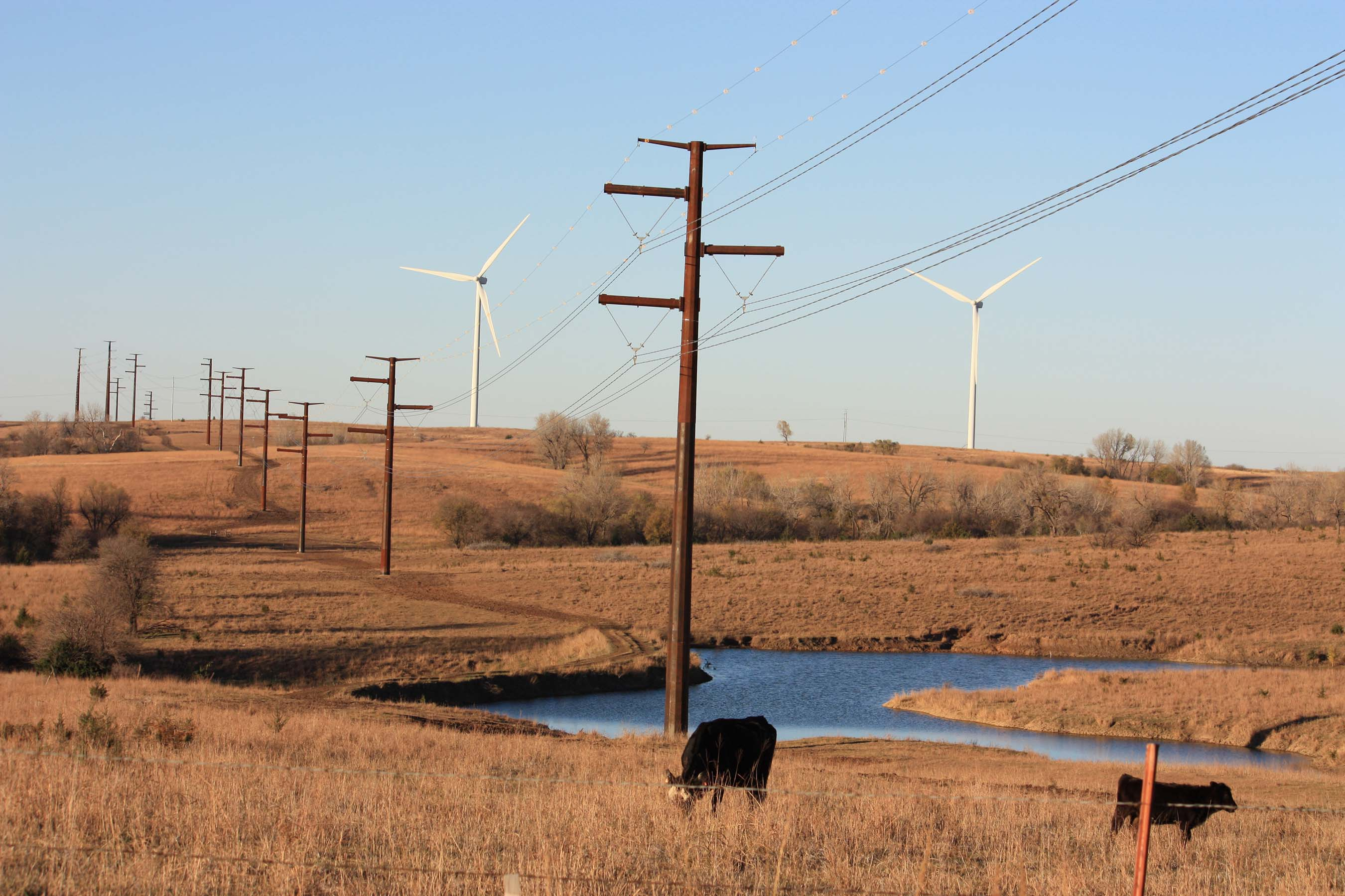 The Elm Creek-Summit transmission line will enable energy developers to tap into the grid and promote economic development in the area.