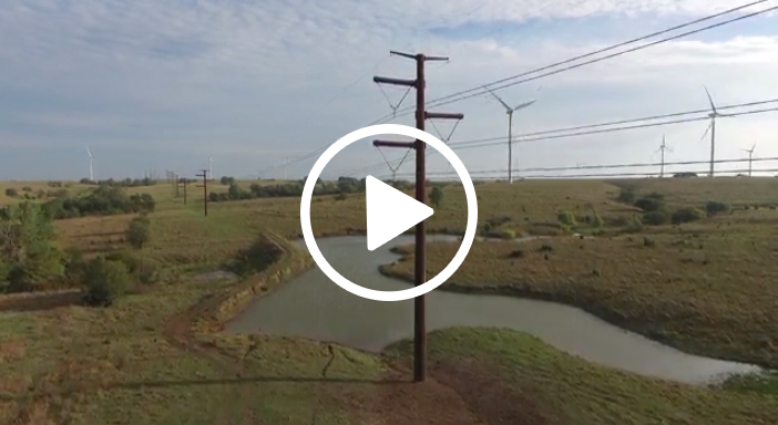 ITC Great Plains has energized the 345 kV Elm Creek-Summit transmission line, bringing improved reliability and access to the transmission grid in Central Kansas.
