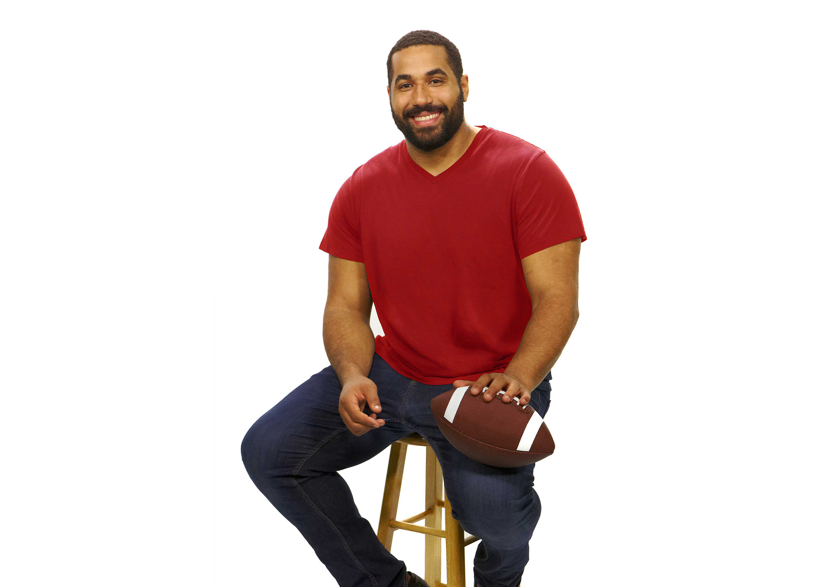 Football player & mathlete® John Urschel shows students how STEM is cool & important for any career.