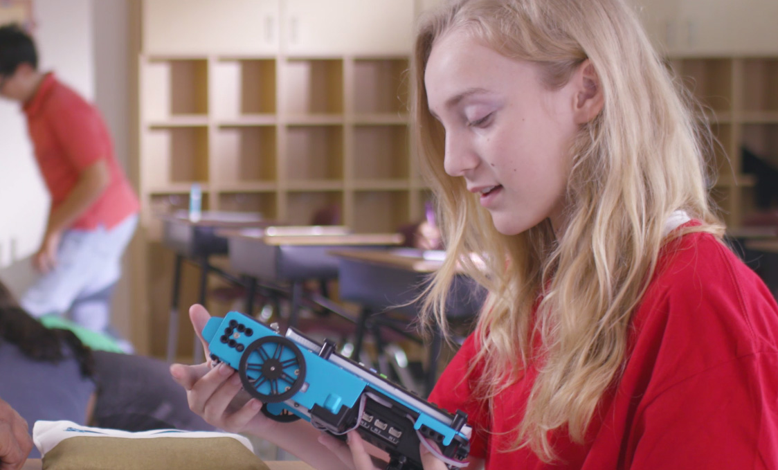 TI-Innovator Rover puts STEM into motion