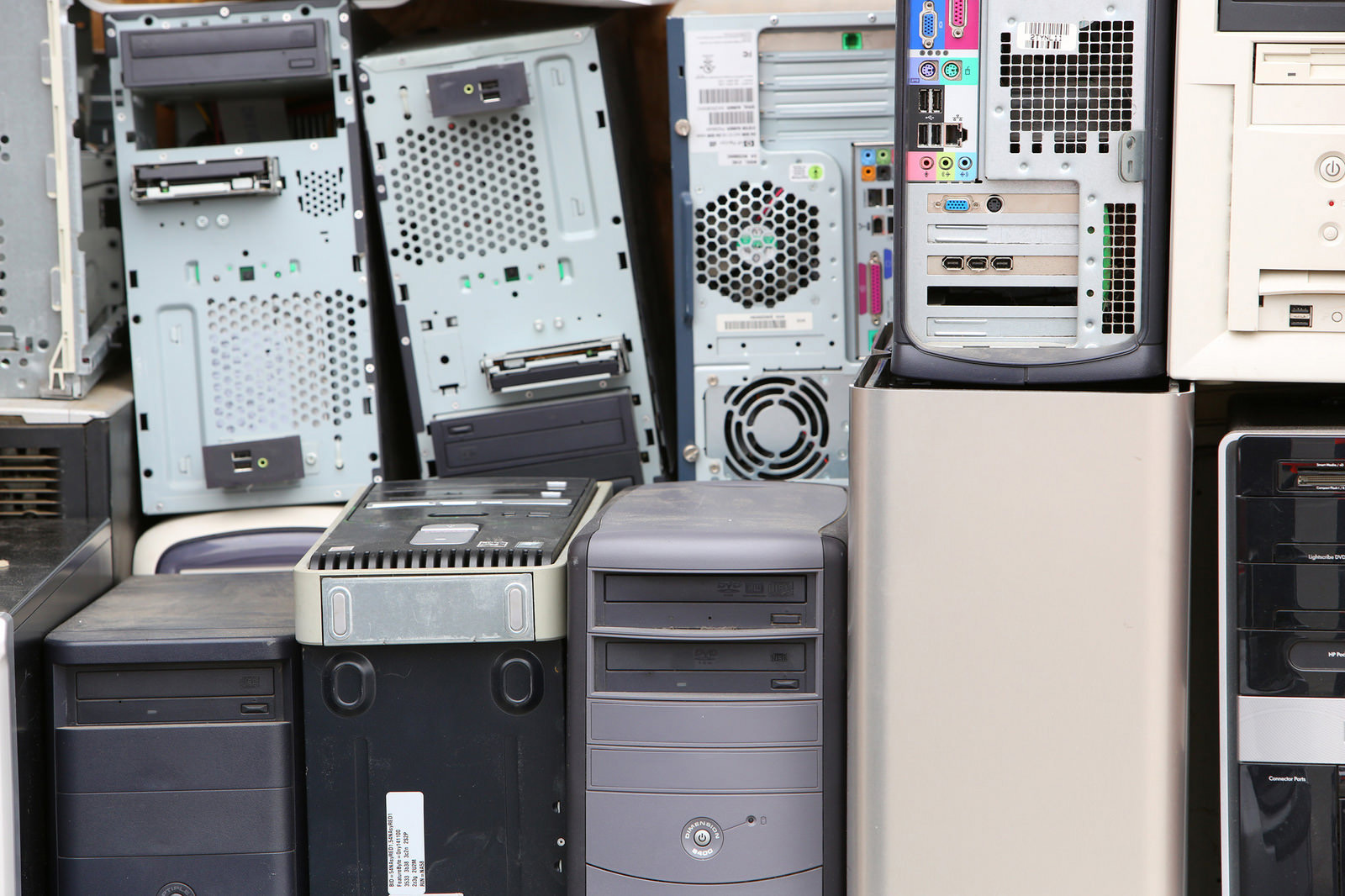 Republic Services makes it easy to recycle old electronics safely and responsibly.