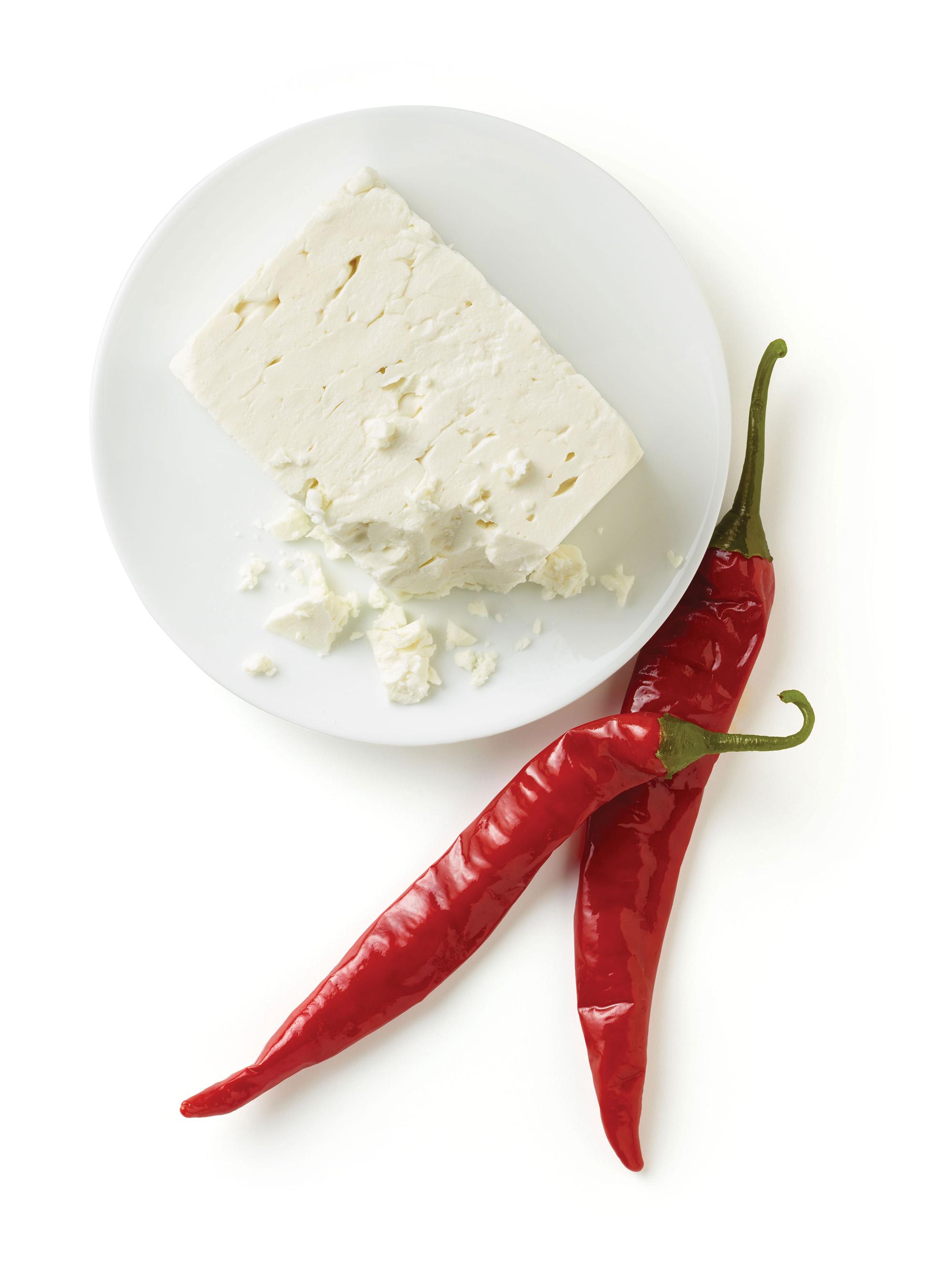 French Feta & Calabrian Pepper