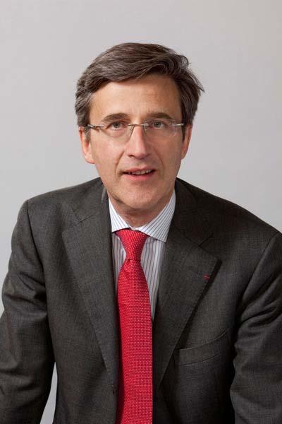 Jérôme Contamine, Executive Vice President, Chief Financial Officer