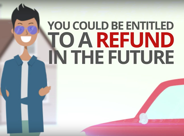 You Could Be Entitled to a Refund in the Future