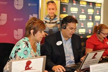 Univision Puerto Rico Radio event