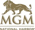 MGM National Harbors logo