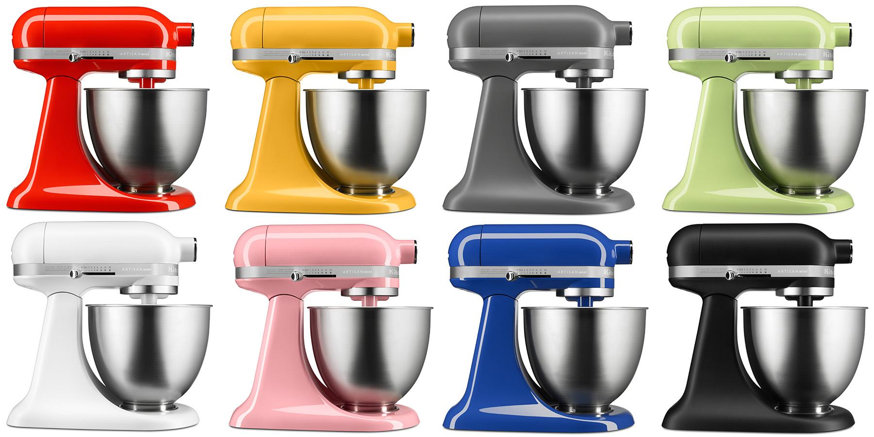 Kitchenaid Mini Stand Mixer Colors