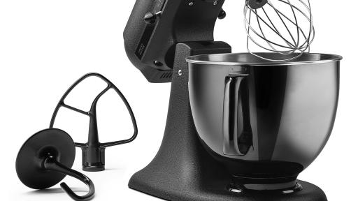 Kitchenaid Introduces Limited Edition Artisan 174 Black Tie