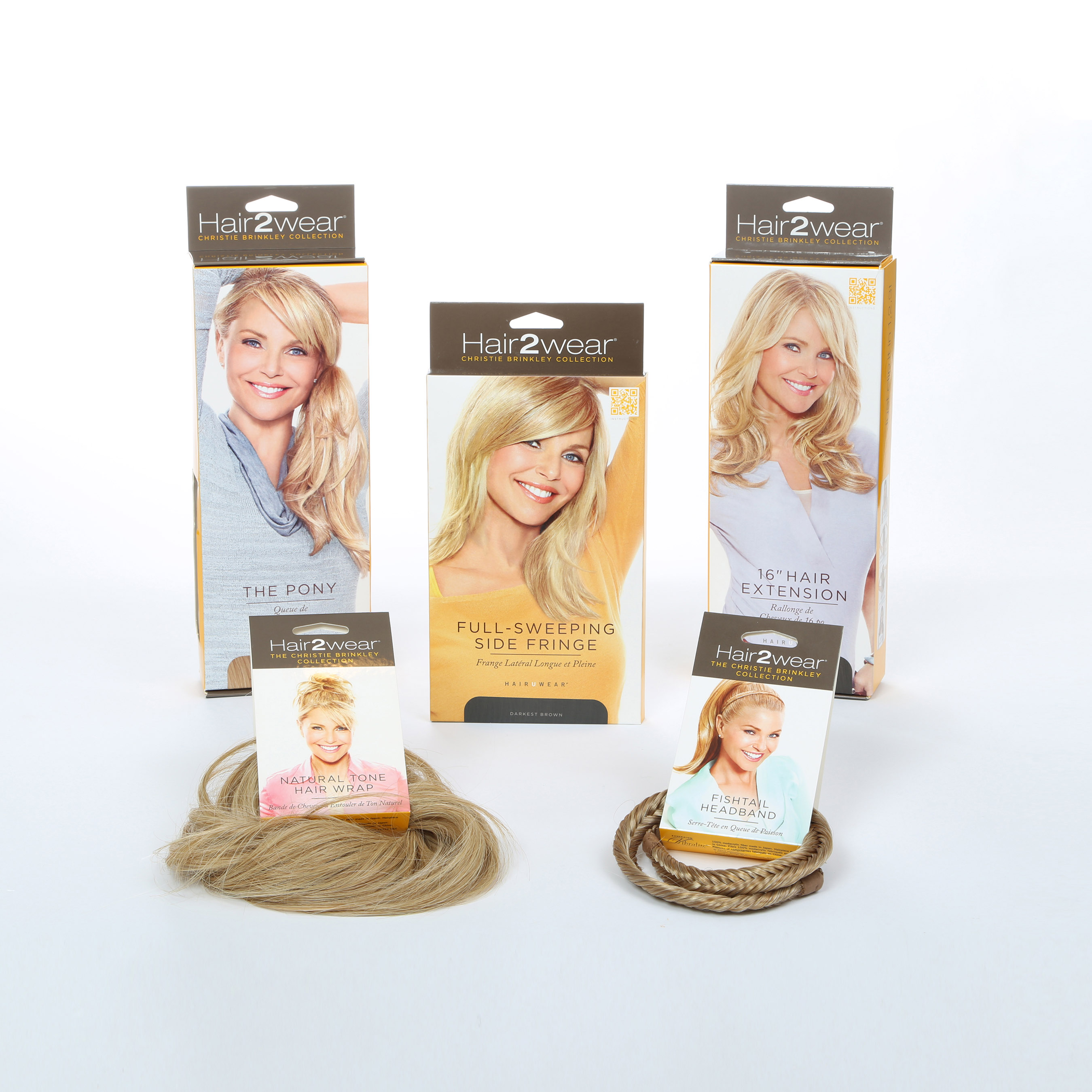 Christie Brinkley Collection by Hair2wear