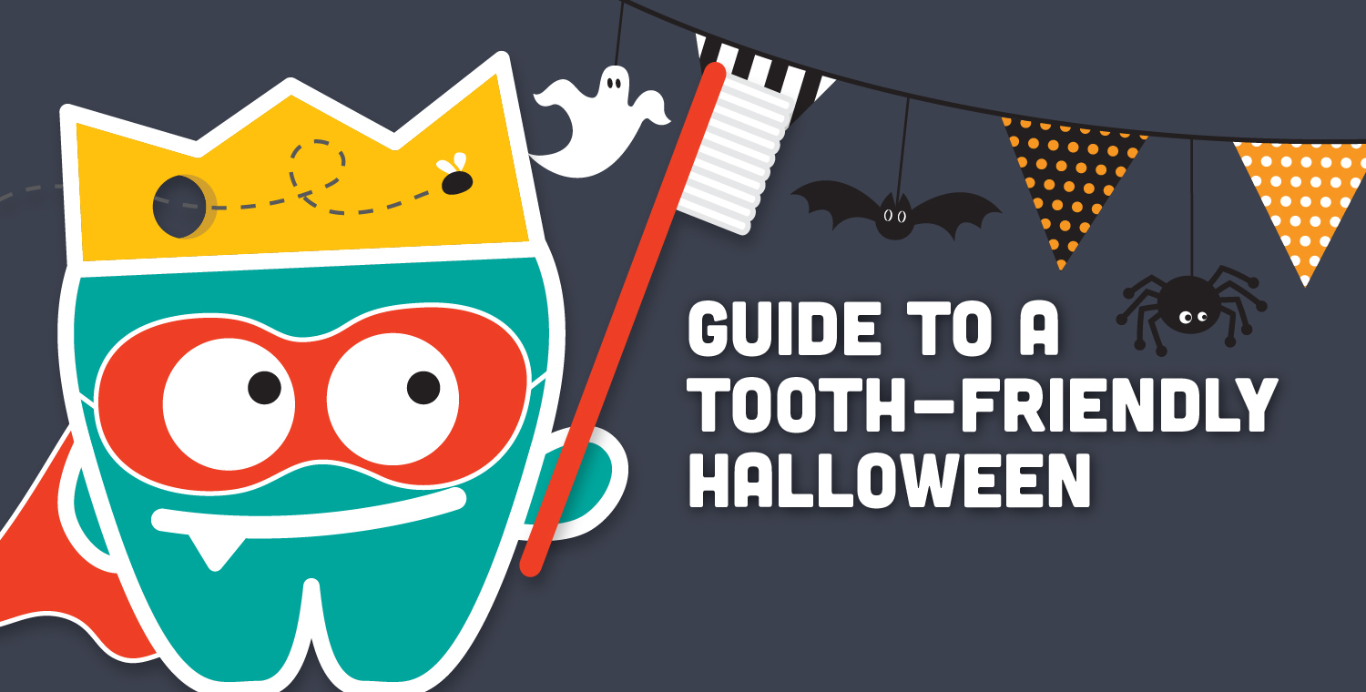 The AAPD Encourages Parents to Be Aware of Mouth Monsters This Halloween