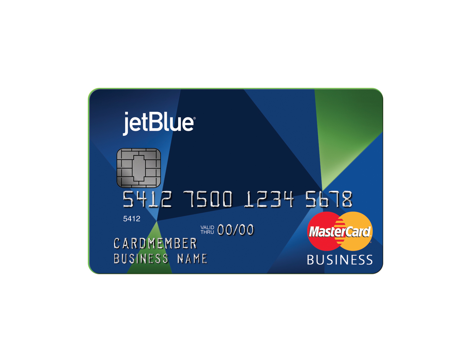 The New JetBlue Business Card