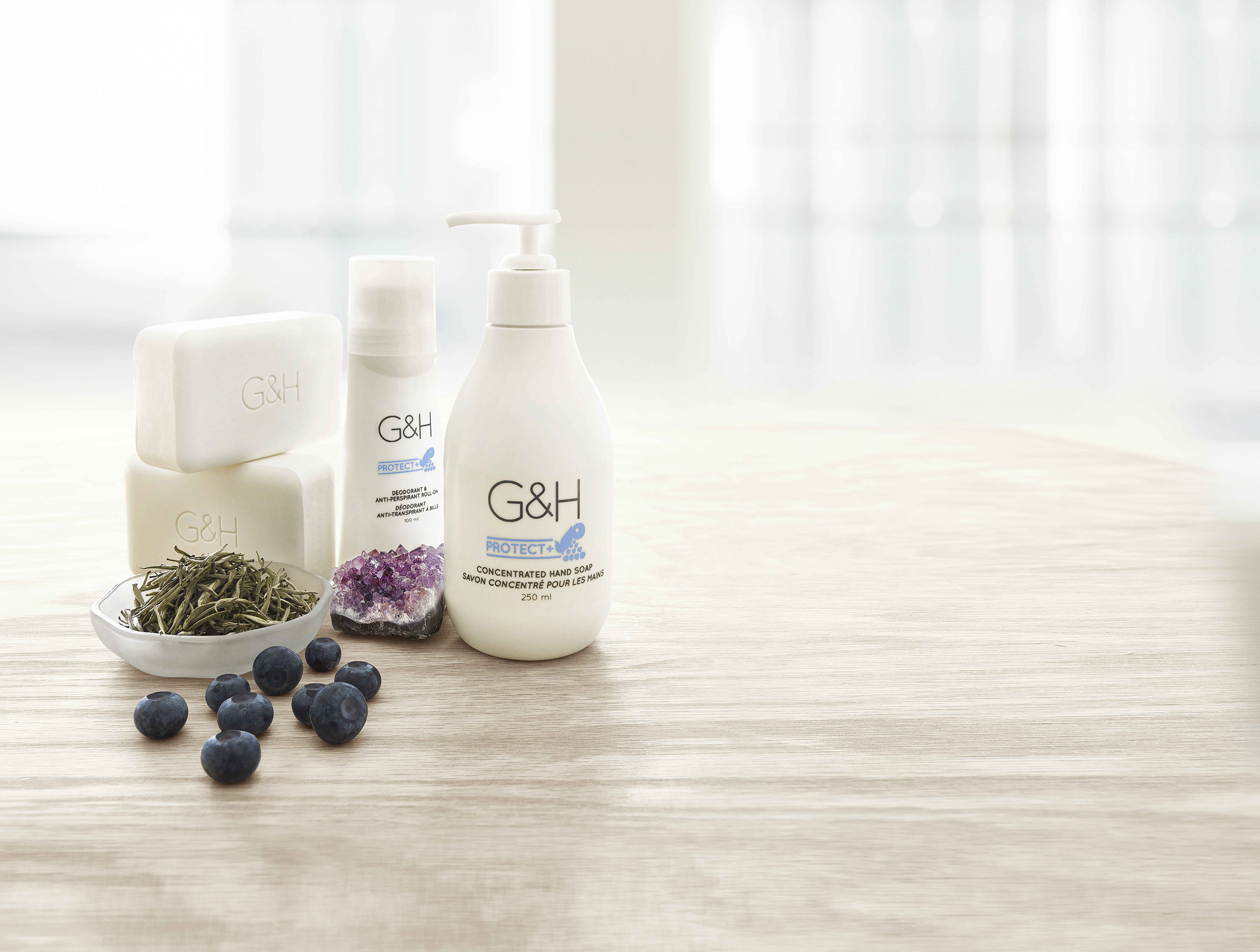 Amway Combines The Best Of Nature And Science With The Introduction Of G&H, Effective And Gentle Body Care For The Entire Family