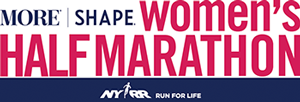 MORE/SHAPE Women's Half-Marathon logo