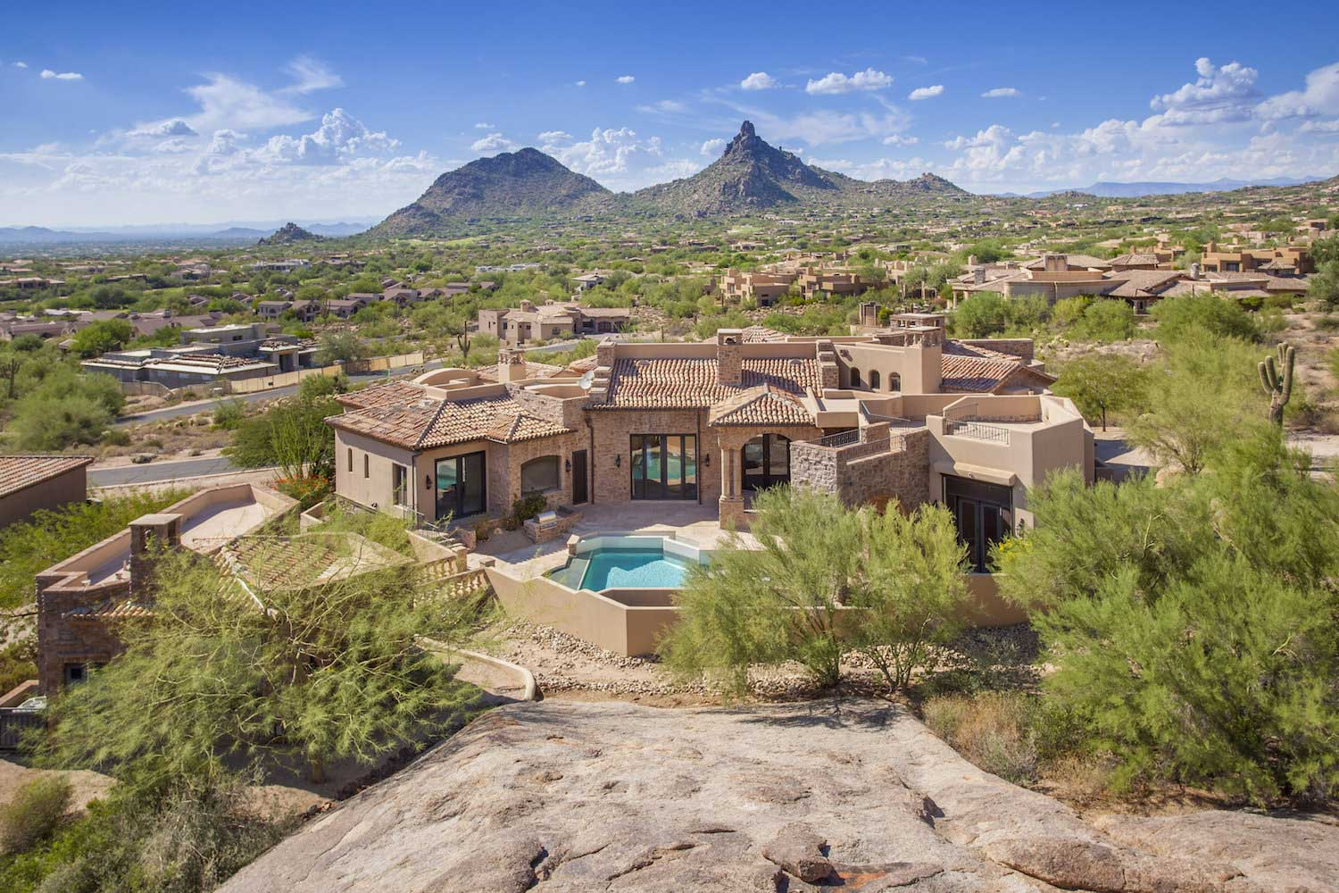 Scottsdale Estate in certified Audubon Sanctuary to be offered at Luxury No Reserve Auction with Supreme Auctions