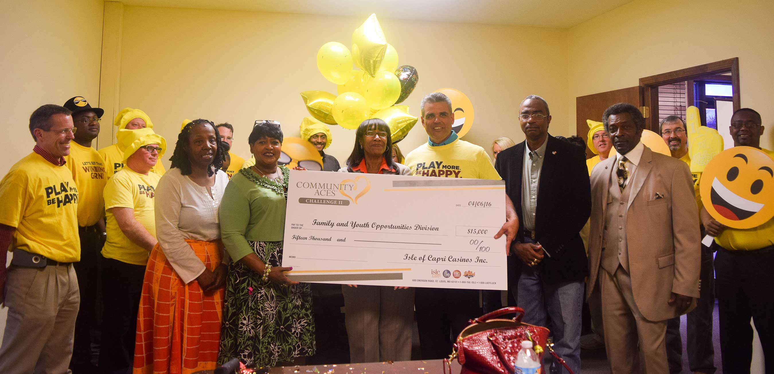 Family & Youth Opportunities Division, based in Clarksdale, Mississippi, was granted $15,000 to renovate an old school building into a community center.