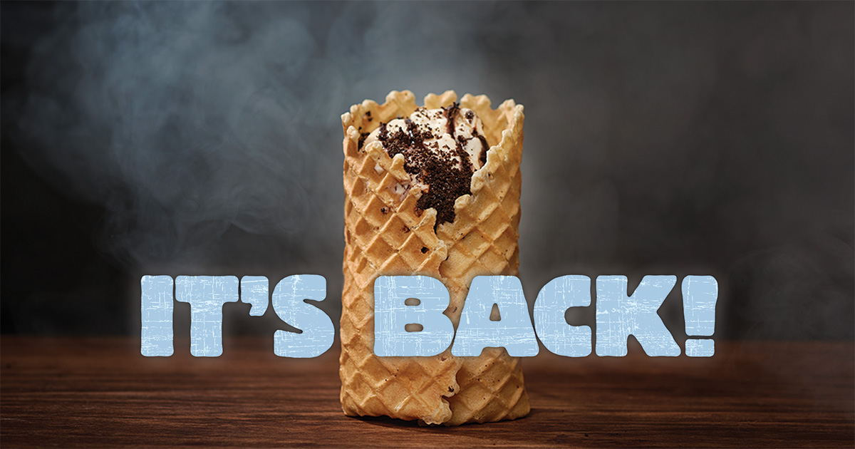 The BRRR-ito is back for a limited time only