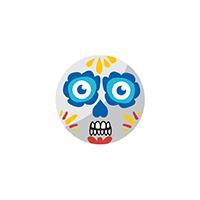 Day of the Dead Emoji