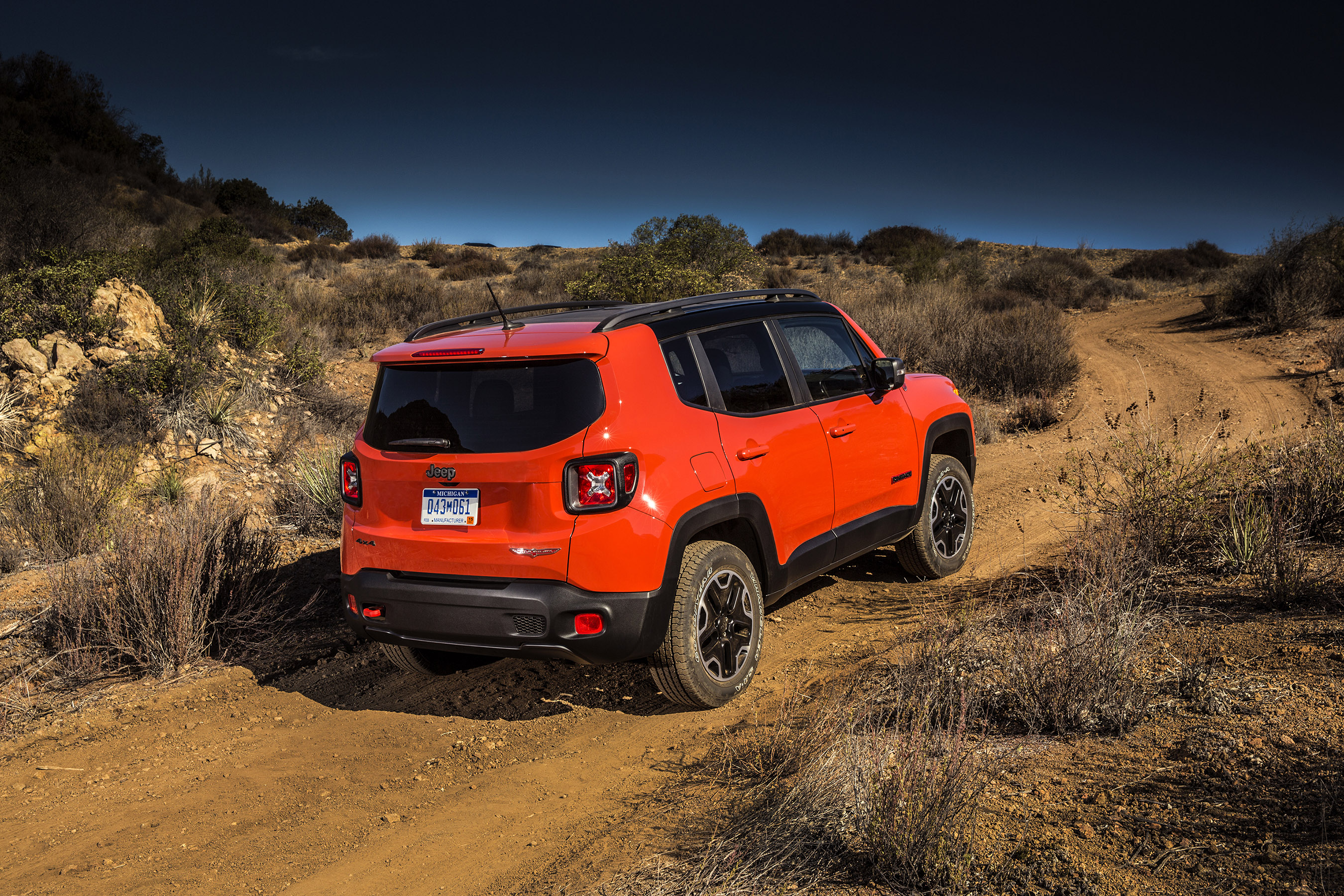 KBB.com 10 Coolest Cars: For those who believe the grass is always greener beyond the reaches of the road, the Renegade's ability & attitude qualify it as the coolest way to get there for sub-$18K.