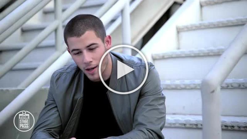 AXE Stage Pass presents Nick Jonas