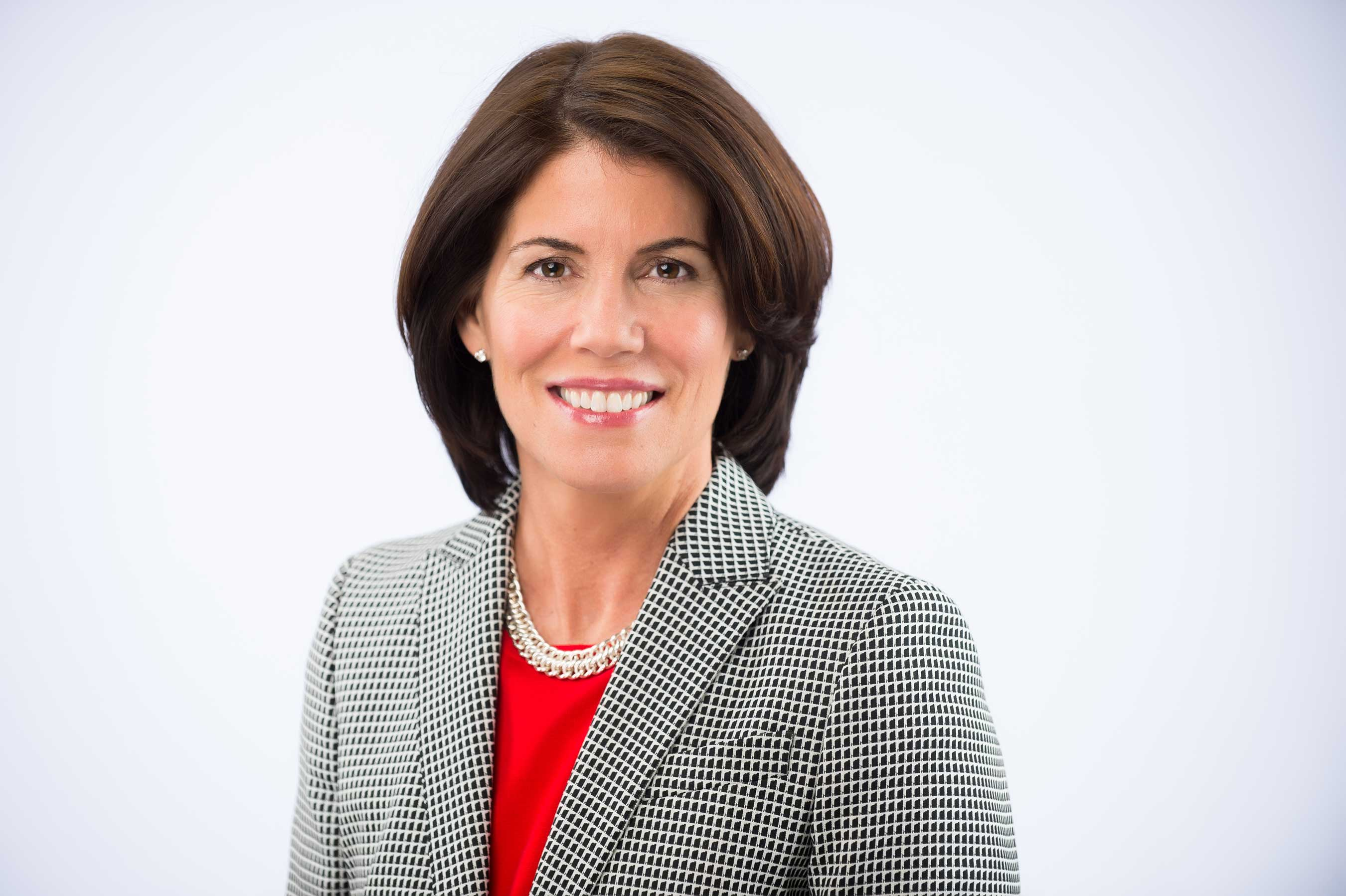 Headshot of Helena Foulkes, President, CVS Pharmacy