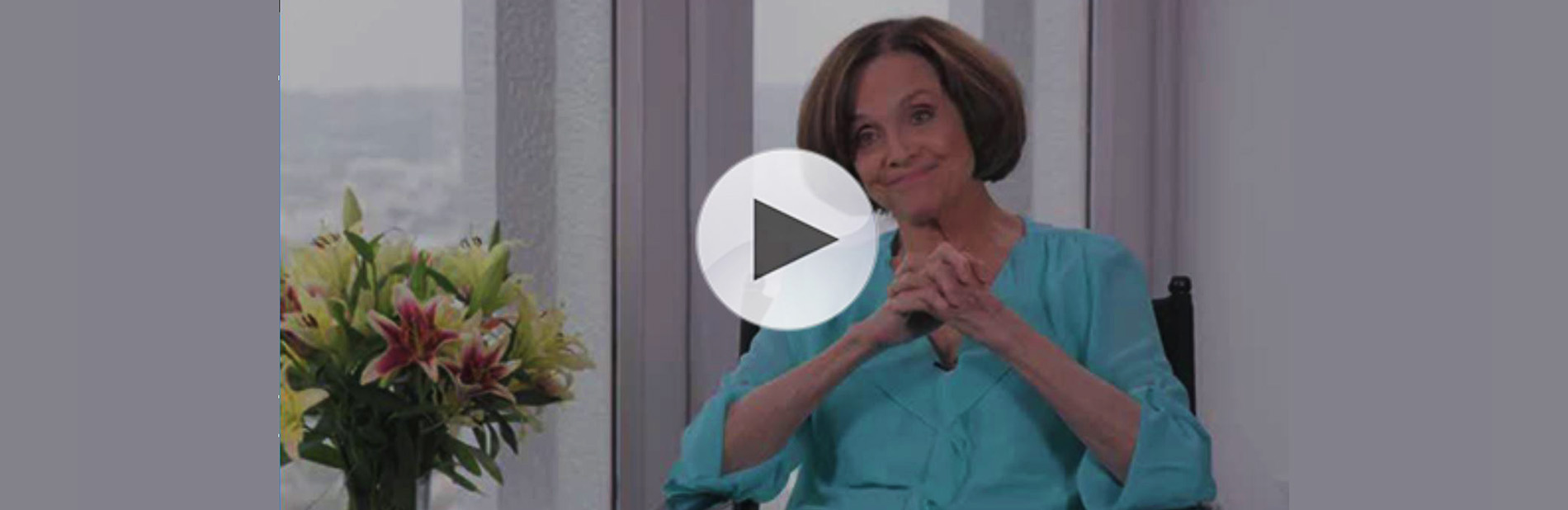 Celebrity LUNG FORCE partner Valerie Harper encourages CVS Pharmacy customers to go in-store to donate before June 11.