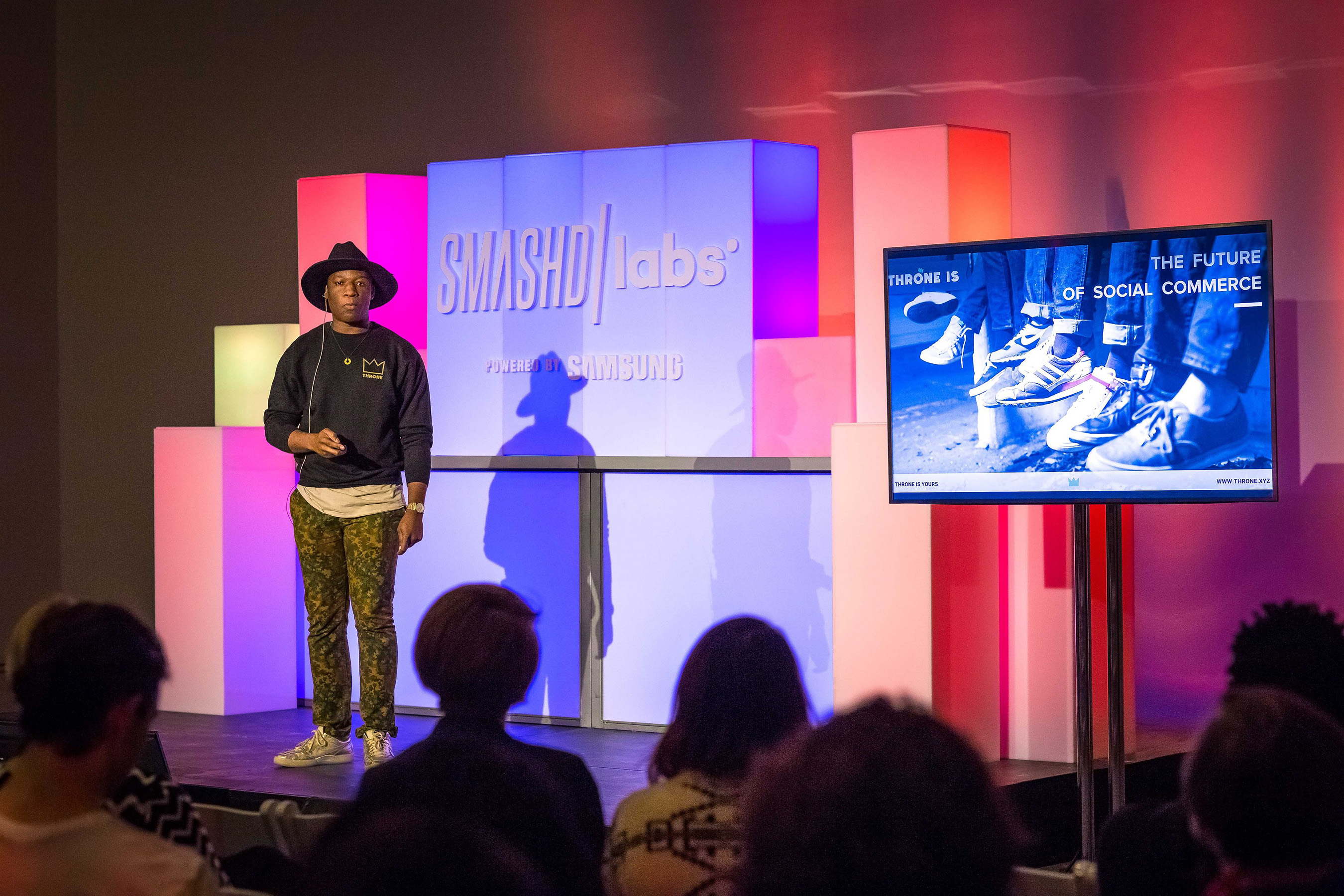 Emeka covers how Throne combines community and commerce to create a platform for the $80B sneaker and apparel market