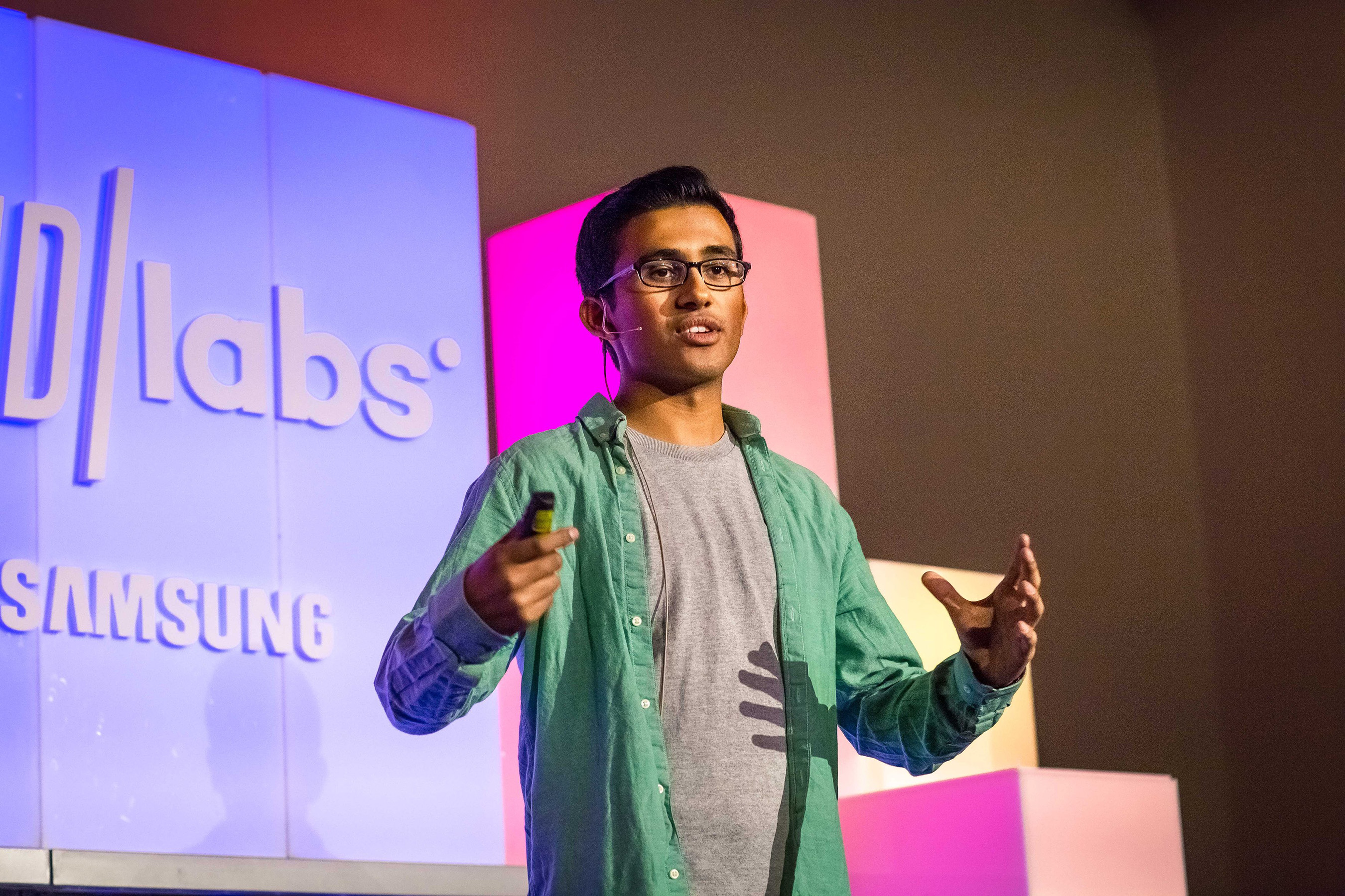 Arjun discusses how his innovation program at USC Jimmy Iovine and Andre Young Academy inspired his music startup