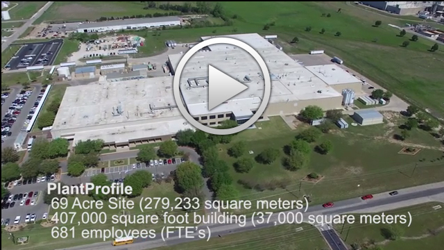 Allergan Waco Facility Expansion Overview Video