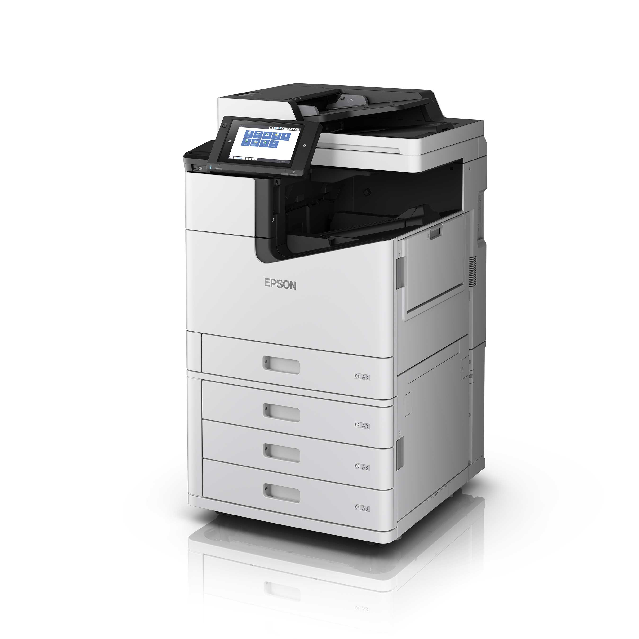 Epson Disrupts High Performance Corporate Printer Market with New WorkForce Color A3 Multifunction Printers