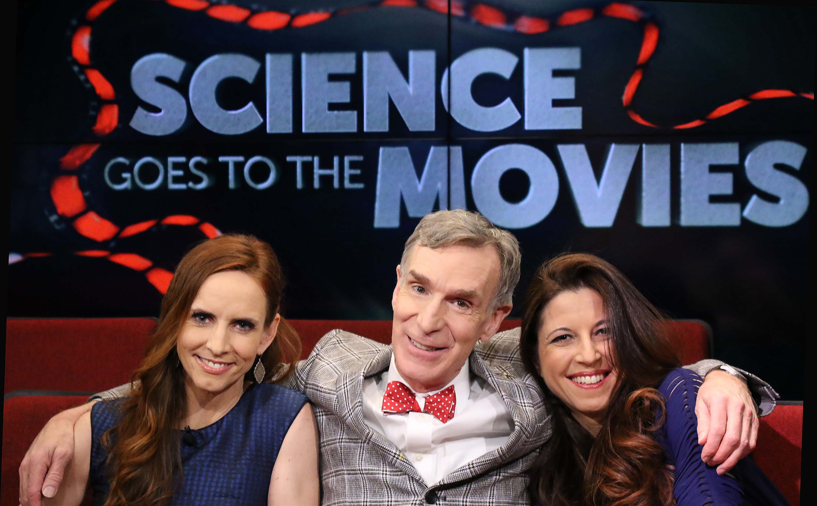 "Bill Nye – educator, author, TV personality, and CEO of The Planetary Society – talks about disaster movies, including ""Independence Day: Resurgence."""