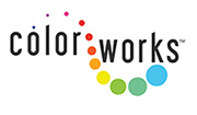 Color Works logo
