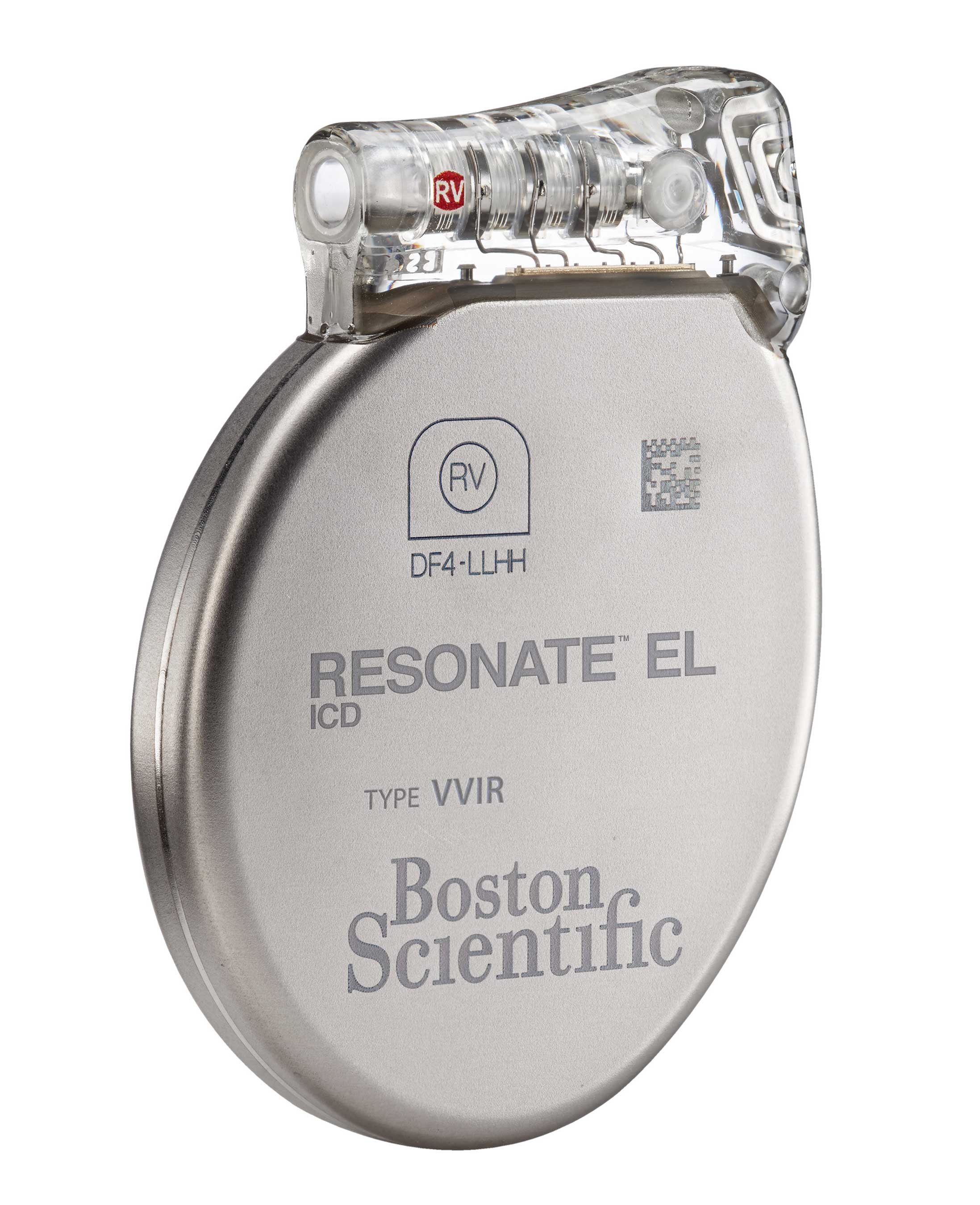 All Resonate devices feature the HeartLogic™ Heart Failure Diagnostic - an alert that has an observed sensitivity of 70% and the ability to provide weeks of advance notice of an impending HF event.