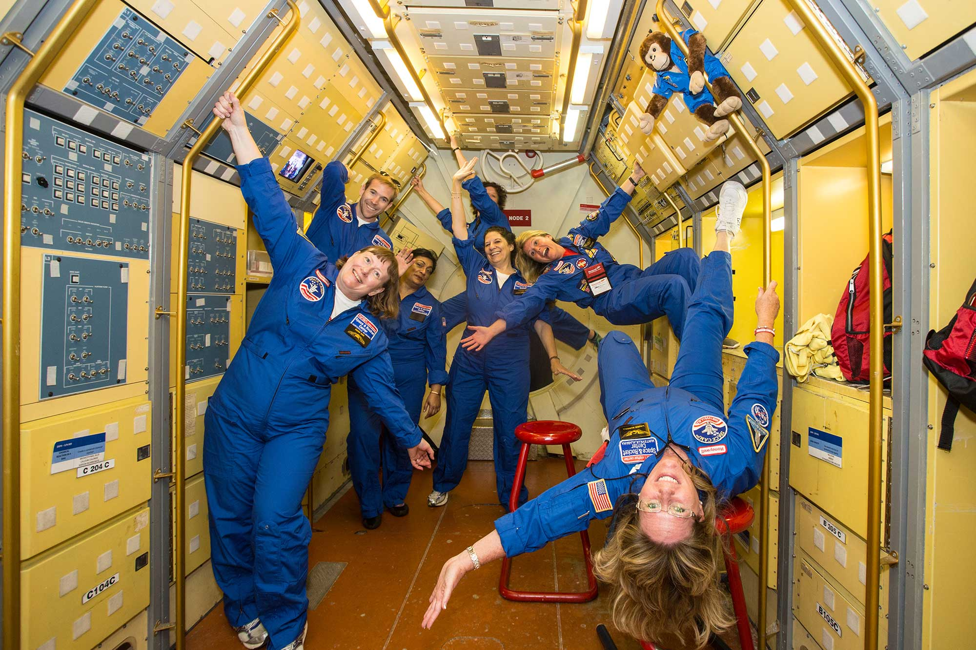 All Honeywell Educators at Space Academy activities are specially designed for STEM middle school educators and are aligned with national science, math and reading standards.