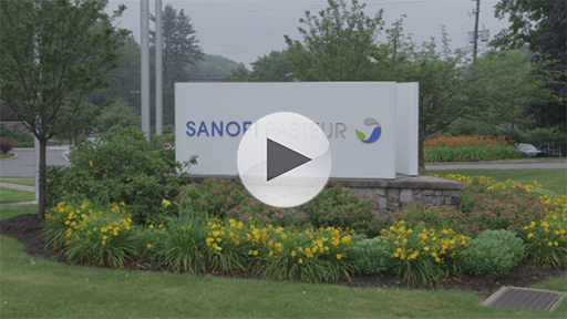 A look inside Sanofi Pasteur's influenza vaccine manufacturing process