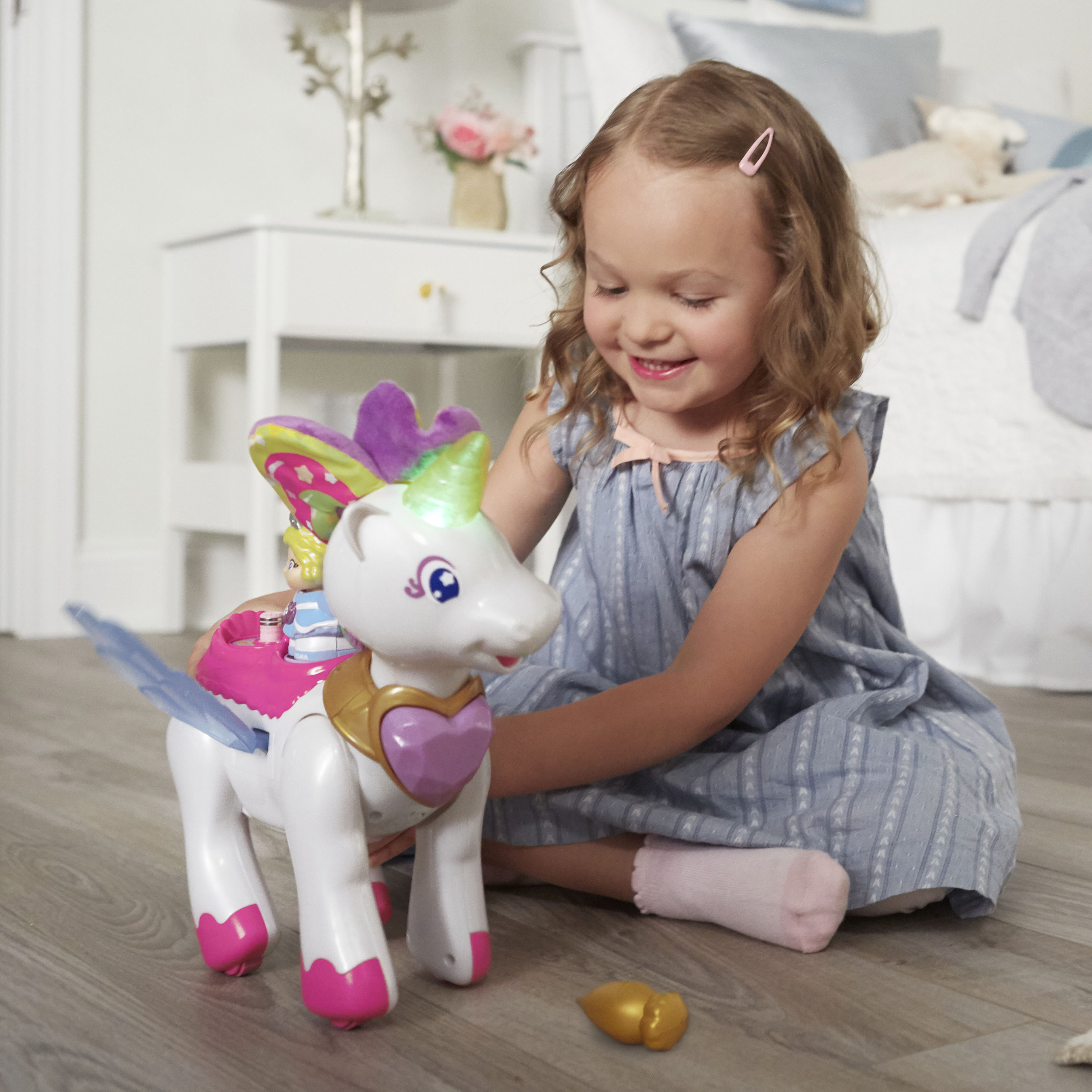 VTech® delivers engaging play experiences with exciting new themes to award-winning Go! Go! Smart Lines