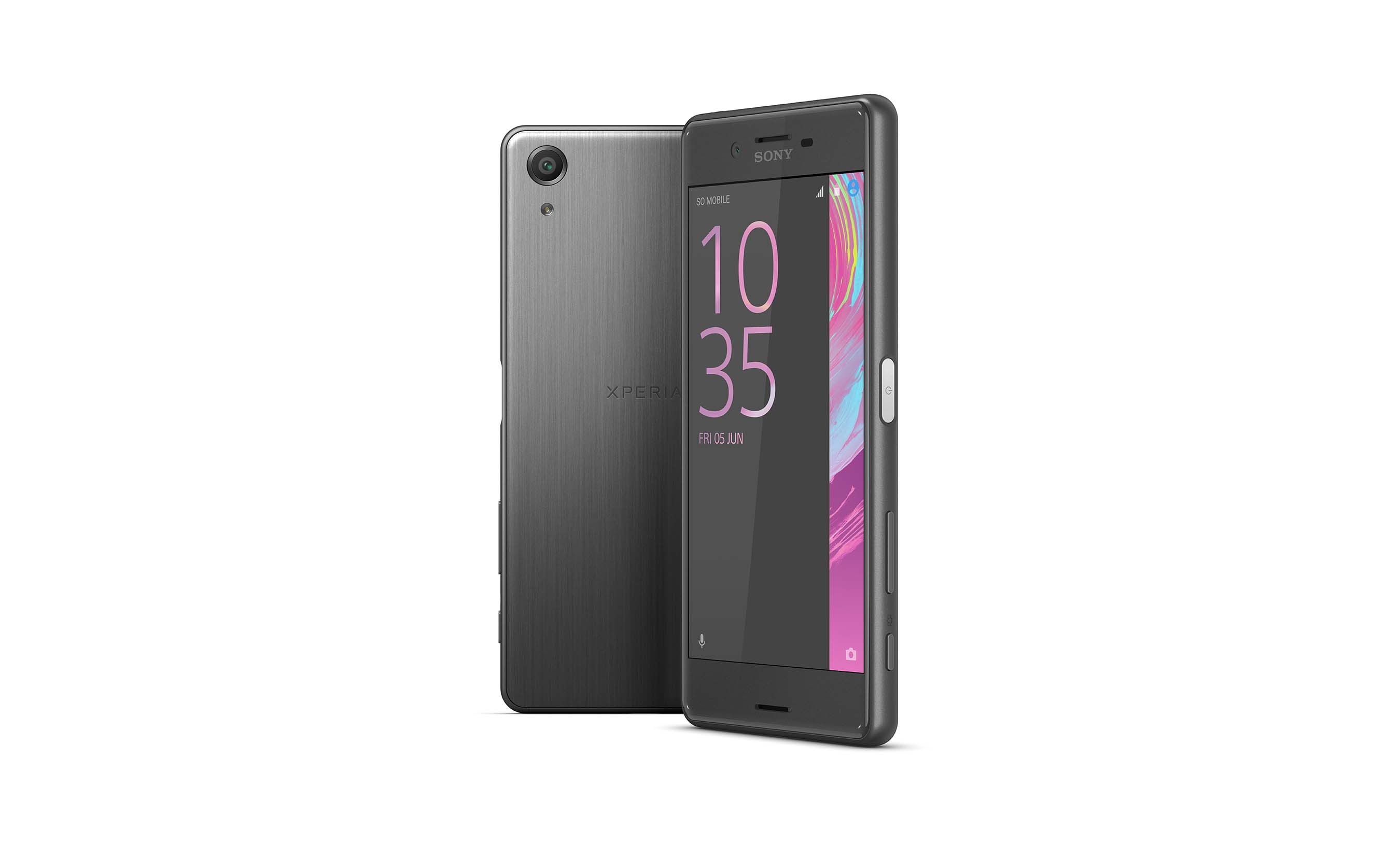 Experience Xperia X Performance, designed to impress at every angle and delivering impressive performance and speed with Qualcomm Snapdragon 820 processor.
