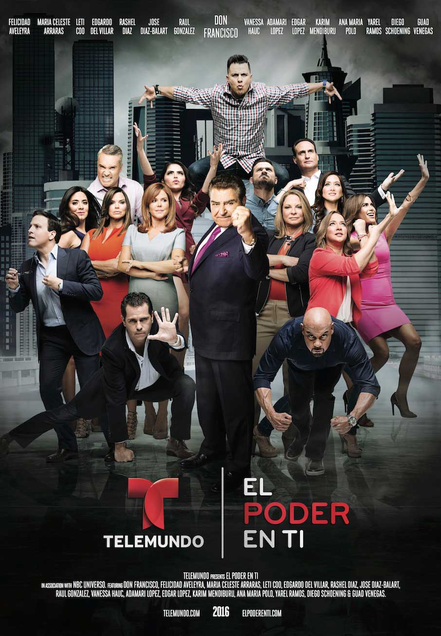 """El Poder En Ti"" Poster - English"