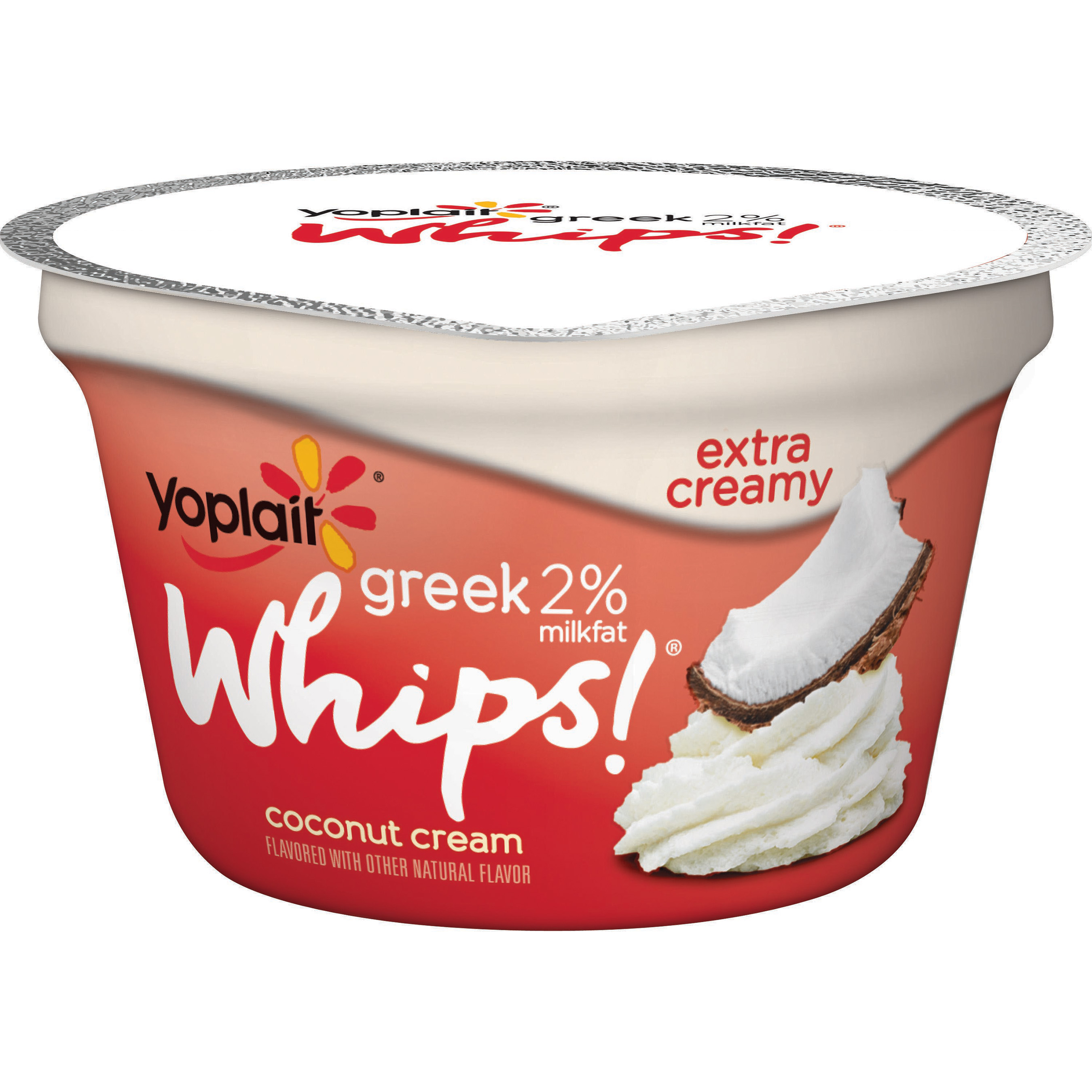 Yoplait Greek 2% Whips!