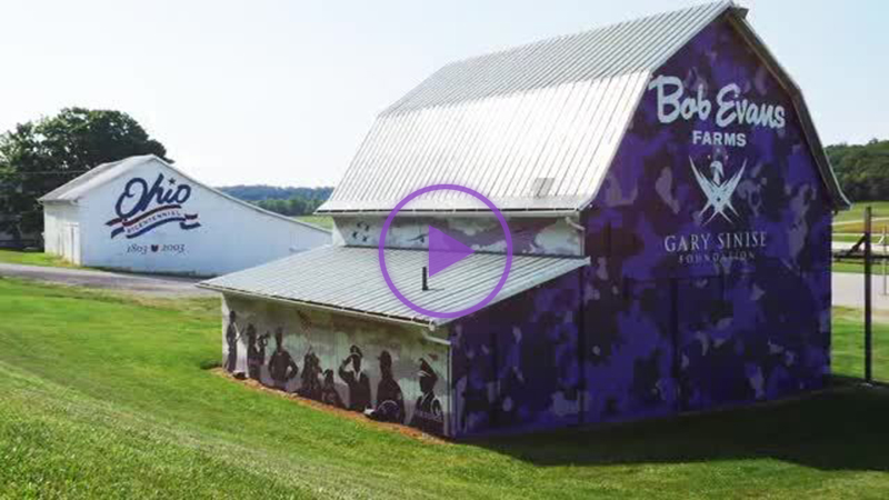 Barn Transformation B-Roll Video
