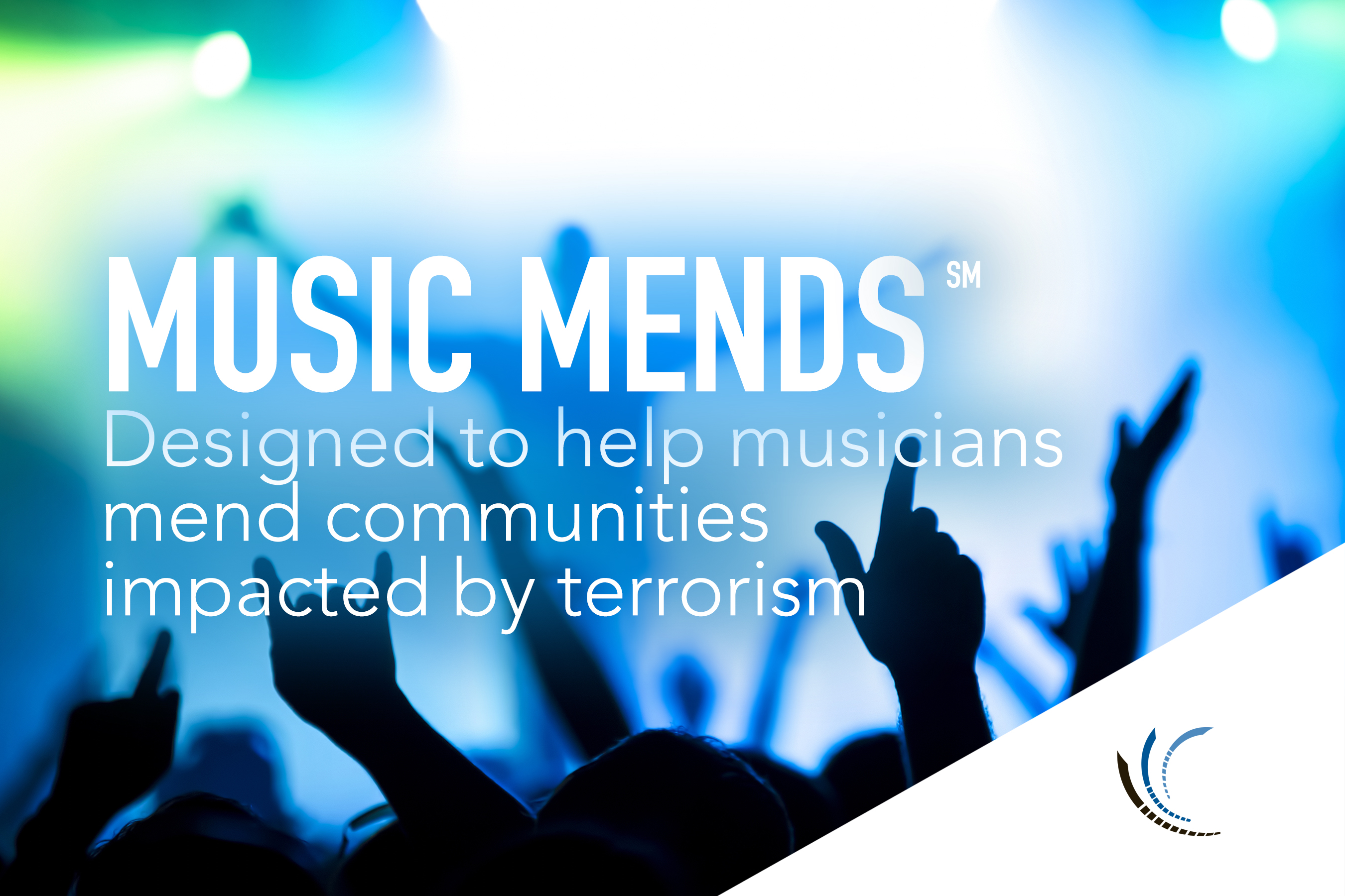 Music Mends enables touring artists to help mend communities impacted by terrorism