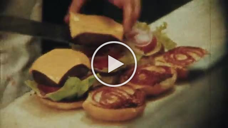 Chili's Hamburger Innovation Commercial