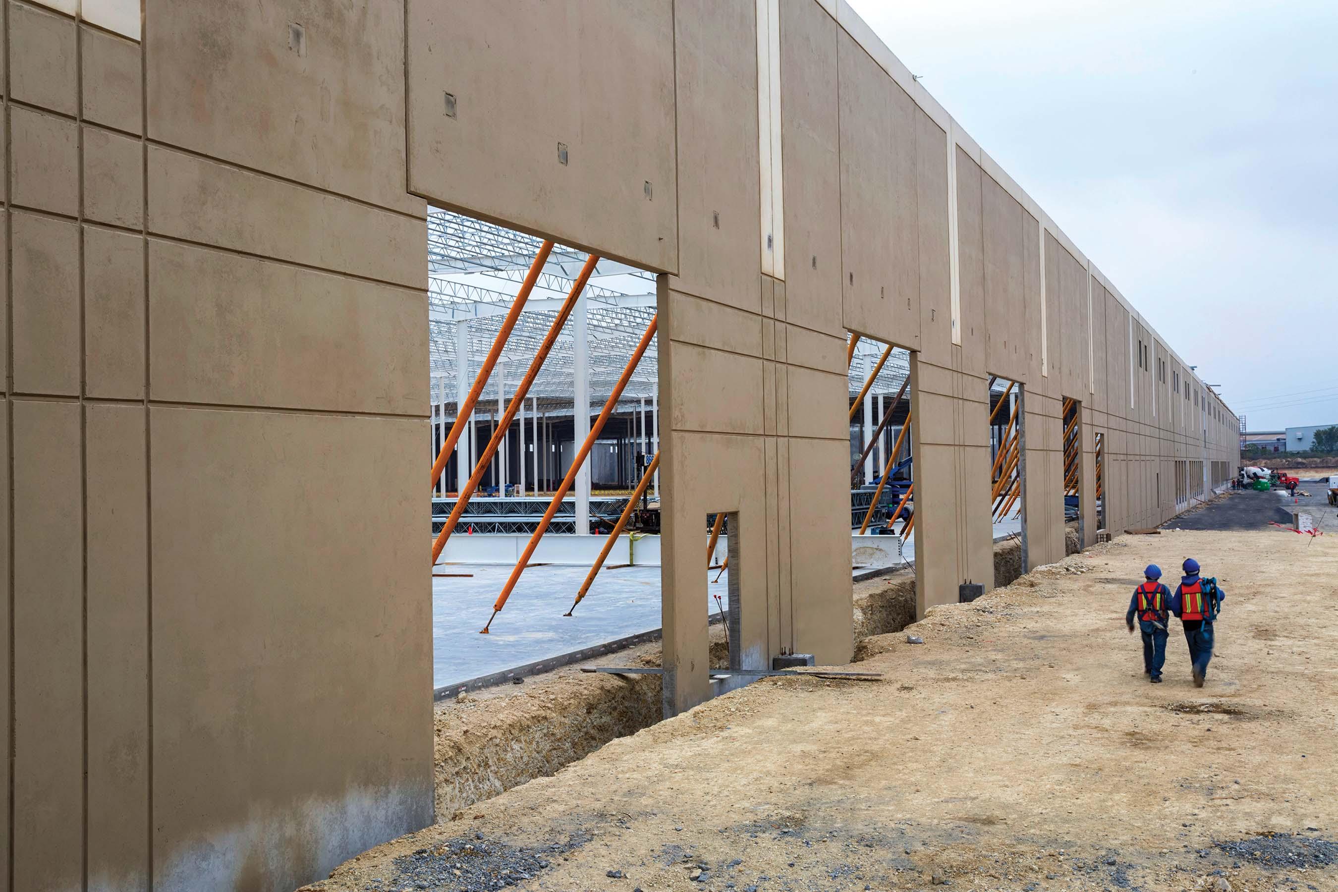 Prologis Park Agua Fria, Building 8