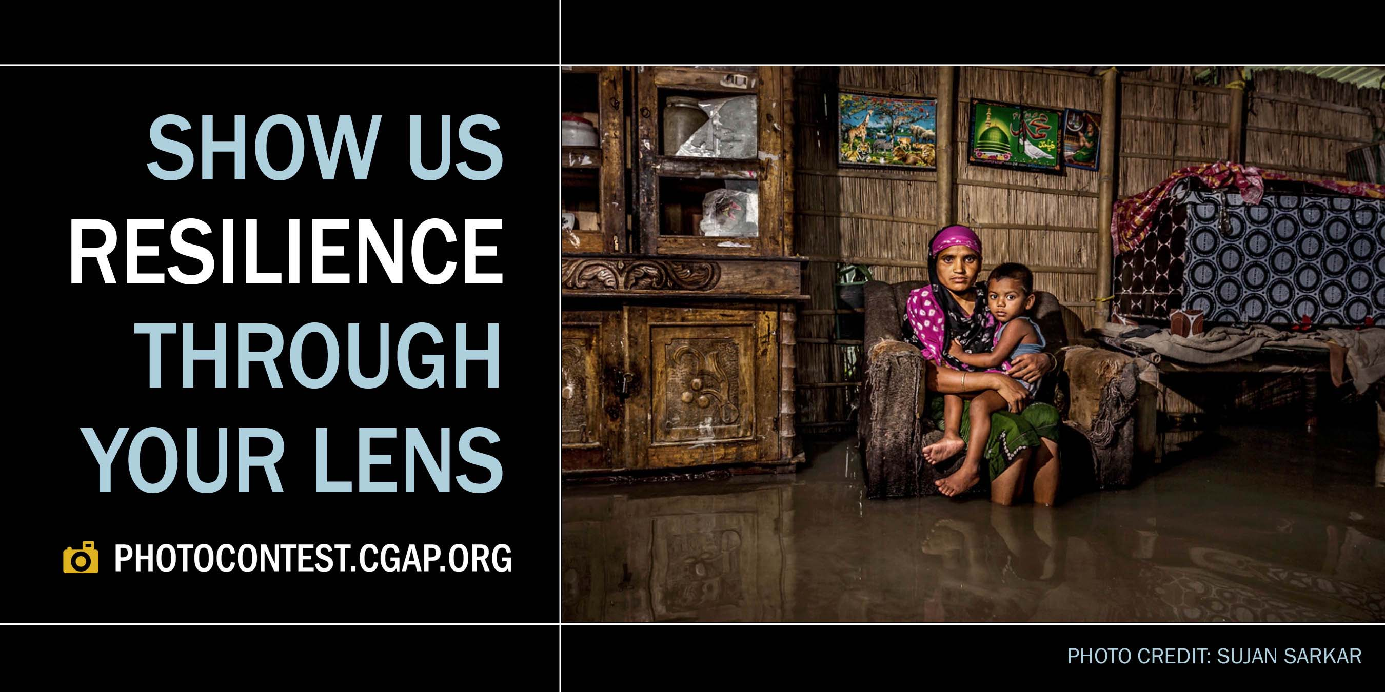 The 2017 CGAP Photo Contest is open for entries. (PHOTO CREDIT: SUJAN SARKAR)